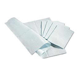"Professional Tissue Towels 3-Ply White 13"" x 18"" Carton of 500 (MIINON24357W)"