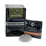 Coffee Pods Colombian Decaf Single Cup Pods Box of 14 (JAV30210)