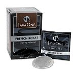 Coffee Pods French Roast Single Cup Box of 14 (JAV30800)