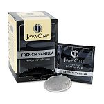 Coffee Pods French Vanilla Single Cup Box of 14 (JAV70400)