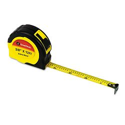 "ExtraMark Power Tape 58"" x 12ft Steel Yello with Black (GNS95007)"