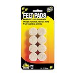 Scratch Guard Self-Stick Felt Pads 1 Diameter 16 CirclesPack (MAS88496)