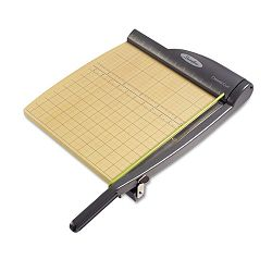 "ClassicCut Pro Paper Trimmer 15 Sheets MetalWood Composite Base 12"" x 12"" (SWI9112)"
