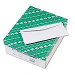 Security Tinted Business Envelope Traditional #10 White Box of 500 (QUA11212)