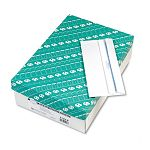 Redi-Seal Security Tinted Envelope Contemporary #10 White Box of 500 (QUA11218)
