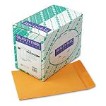 "Catalog Envelope 9"" x 12"" Light Brown Box of 250 (QUA41460)"