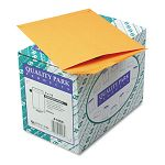 "Catalog Envelope 9"" x 12"" Light Brown Box of 250 (QUA41465)"
