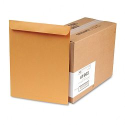 "Catalog Envelope 12"" x 15-12"" Light Brown Box of 250 (QUA41965)"