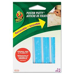 Poster Putty RemovableReusable Nontoxic 2 ozPack (DUCPTY2)