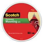 Foam Mounting Double-Sided Tape 34 Wide x 350 Long (MMM110LONG)