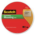 "Foam Mounting Tape 34"" 1368"" Long (MMM110MR)"
