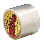 "Box Sealing Tape 2.83"" x 109 yards 3"" Core Clear Carton of 24 (MMM37172100TT)"