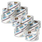 "3850 Heavy Duty Tape Refills 1.88"" x 54.6 yds 3"" Core Clear 36Carton (MMM3850CS36)"