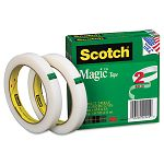 "Magic Tape 12"" x 2592"" 3"" Core (MMM8102P1272)"