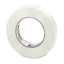 "Premium-Grade Filament Tape with Hot-Melt Adhesive 1"" x 60 yards (UNV31624)"