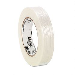 "Medium-Duty Filament Tape 1"" x 60 yards 3"" Core (UNV78001)"