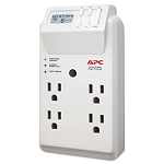 Power-Saving Timer Essential SurgeArrest Surge Protector 4 Outlets 1020 J (APWP4GC)