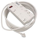 TLP825 Surge Suppressor 8 Outlet 25ft Cord 1440 Joules (TRPTLP825)