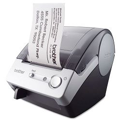 "QL-500 Affordable Label Printer 50 LabelsMin 5-710""w x 6""d x 7-45""h (BRTQL500)"