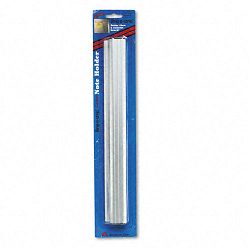 "Grip-A-Strip Display Rail 12"" x 1-12"" Aluminum Finish (AVT1025)"