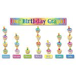 Our Birthday Graph! Bulletin Board Set (SHS0439492815)