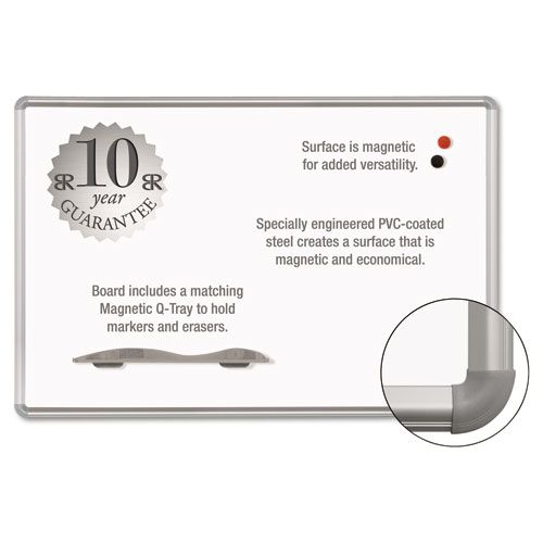 Magne-Rite Magnetic Dry Erase Board 36\