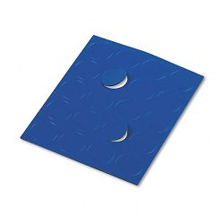 "Magnetic Characters Magnetic Blue 34""dia Set of 20 (QRTMCB)"