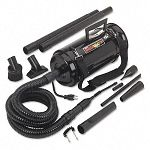 Pro 2 Professional Cleaning System with Soft Duffle Bag Case Black (MEVMDV2TCA)