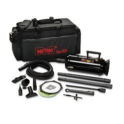 Pro 3 Professional Cleaning System with Soft Duffle Bag Case Black (MEVMDV3TCA)