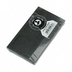 "Felt Stamp Pad 6 14"" x 3 14"" Black (AVE21082)"