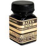 Refill Ink for Numbering Machines 1 oz Bottle Black (AVT9800659)