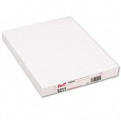 "Heavyweight Tagboard 12"" x 9"" White Pack of 100 (PAC5211)"