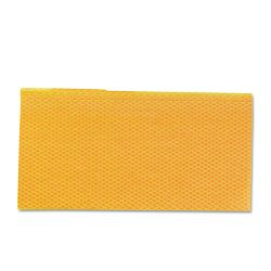 "Stretch 'n Dust Dusters Cloth 23-14"" x 24"" OrangeYellow 20Bag Carton of 5 (CHI0416)"