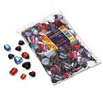 Gemstones Classroom Pack Acrylic 1 lbs. Assorted ColorsSizes (CKC3584)