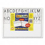 "Magnetic Dry Erase Board 12"" x 9"" Set of 10 (CKC988410)"