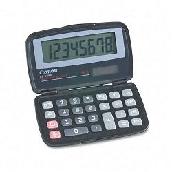 LS555H Handheld Foldable Pocket Calculator 8-Digit LCD (CNM4009A006AA)