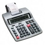HR-150TM Two-Color Printing Calculator 12-Digit LCD BlackRed (CSOHR150TM)