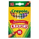Classic Color Pack Crayons 16 ColorsBox (CYO523016)