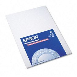 "Premium Photo Paper 68 lbs. High-Gloss 11-34"" x 16-12"" 20 SheetsPack (EPSS041288)"
