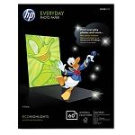 "Everyday Photo Paper Glossy 5"" x7 50 SheetsPack (HEWCH097A)"