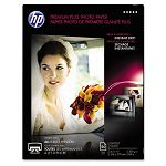 "Premium Plus Photo Paper 80 lbs. Glossy 8-12"" x 11"" 50 SheetsPack (HEWCR664A)"