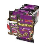 Mini Cookies Fudge Stripes 2oz Snack Pack 8 PacksBox (KEB21771)