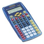 TI-15 Explorer Calculator 10-Digit Display (TEXTI15)