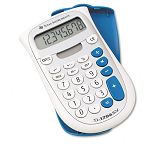 TI-1706SV Handheld Pocket Calculator 8-Digit LCD (TEXTI1706SV)