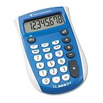 TI-503SV Pocket Calculator 8-Digit LCD (TEXTI503SV)