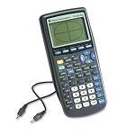 TI-83PLUS Programmable Graphing Calculator 10-Digit LCD (TEXTI83PLUS)