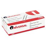 Smooth Paper Clips Wire Jumbo Silver Box of 100 (UNV72220BX)