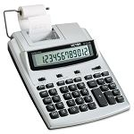 1212-3A AntiMicrobial Two-Color Printing Calculator 12-Digit LCD BlackRed (VCT12123A)