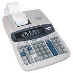 1560-6 Two-Color Ribbon Printing Calculator 12-Digit Fluorescent BlackRed (VCT15606)