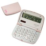 909-9 Limited Edition Pink Compact Calculator 10-Digit LCD (VCT9099)